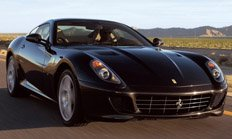 2006-Ferrari-599-GTB-Front-Right-Black-2