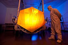 220px-James_Webb_Space_Telescope_Mirror3