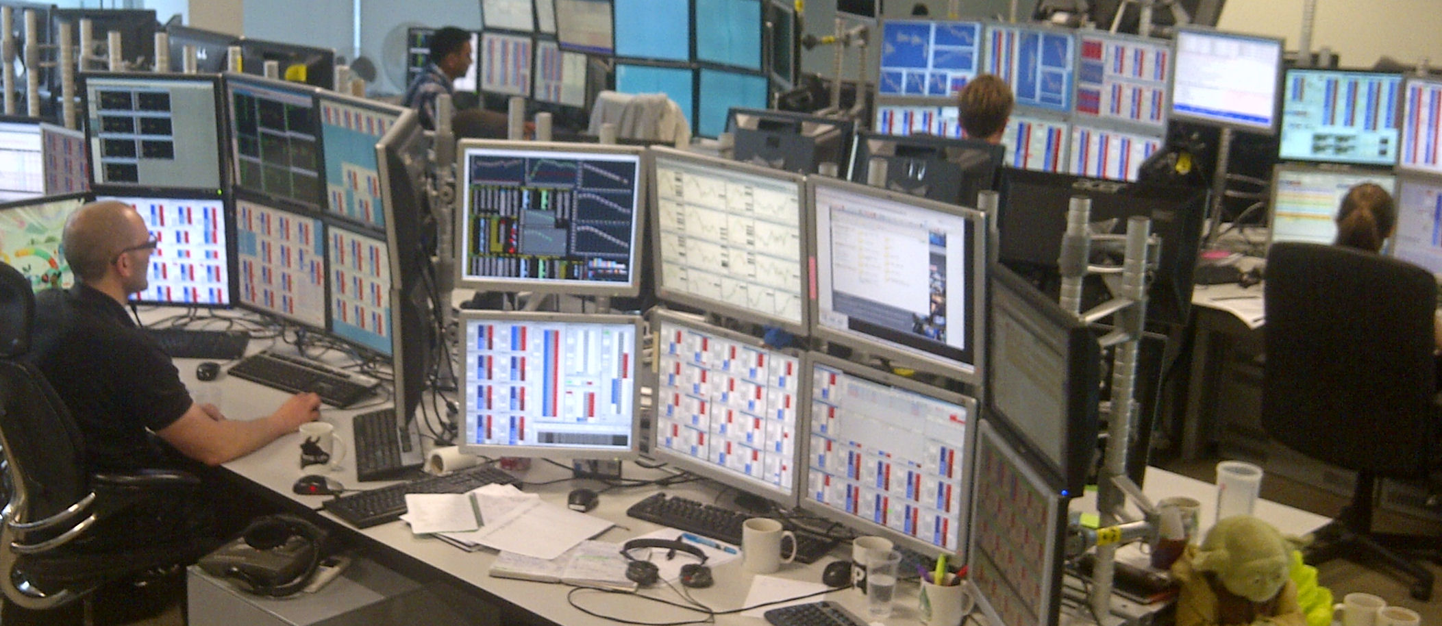 Trading Floor Pictures - Futures
